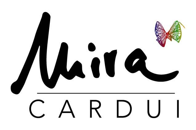 Logo Mira Cardui Schwarz